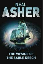 The Voyage of the Sable Keech (Spatterjay Series, #2)
