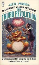 The Thurb Revolution (Anthony Villiers, #2)