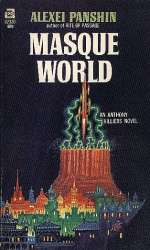 Masque World (Anthony Villiers, #3)