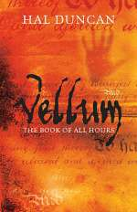 Vellum (The Book of All Hours #1)