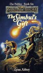 The Simbul's Gift (Forgotten Realms: The Nobles #6)