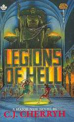 Legions of Hell (Heroes in Hell #6)