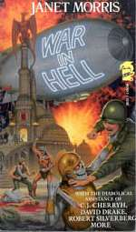 War in Hell (Heroes in Hell #10)