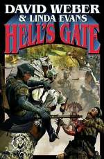 Hell's Gate (Hell's Gate / Multiverse, #1)