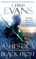 Ashes of a Black Frost (The Iron Elves, #3)