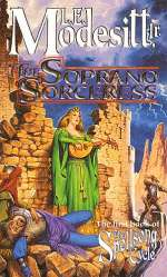 The Soprano Sorceress (The Spellsong Cycle, #1)