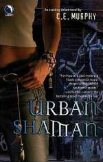Urban Shaman (The Walker Papers #1)