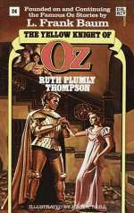 The Yellow Knight of Oz (Oz, #24)