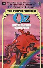The Purple Prince of Oz (Oz, #26)