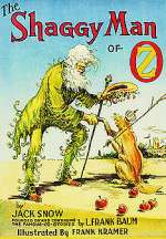 The Shaggy Man of Oz (Oz, #38)