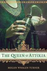 The Queen of Attolia (Queen's Thief, #2)
