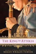 The King of Attolia (Queen's Thief, #3)