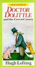 Doctor Dolittle and the Green Canary (Doctor Dolittle, #13)