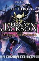 Percy Jackson and the Battle of the Labyrinth (Percy Jackson and the Olympians, #4)