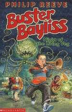 Night of the Living Veg (Buster Bayliss #1)