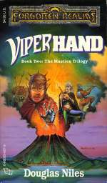 Viperhand (Forgotten Realms: The Maztica Trilogy, #2)