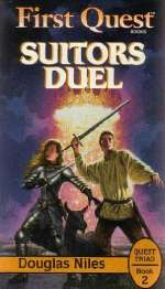 Suitors Duel (First Quest: Quest Triad, #2)