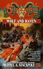 Wolf and Raven (Shadowrun (Series 1), #32)