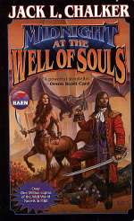 Midnight at the Well of Souls (The Saga of the Well World, #1)