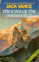 The Eyes of the Overworld (Dying Earth, #2)