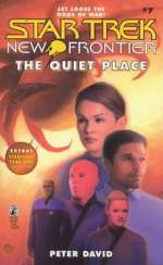 The Quiet Place (Star Trek: New Frontier, #7)