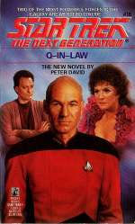 Q-in-Law (Star Trek: The Next Generation (numbered novels) #18)