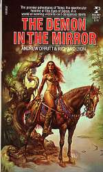 Demon in the Mirror (War of the Wizards, #1)