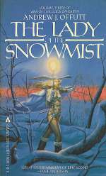 The Lady of the Snowmist (War of the Gods on Earth, #3)