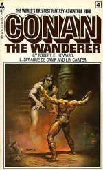Conan the Wanderer