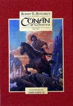 Robert E. Howard's Complete Conan of Cimmeria: Volume One (1932-1933) (Robert E. Howard's Complete Conan of Cimmeria, #1)