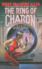 The Ring of Charon (Hunted Earth #1)