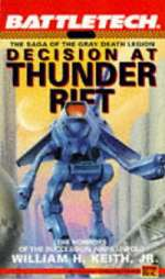 Decision at Thunder Rift (BattleTech #6)