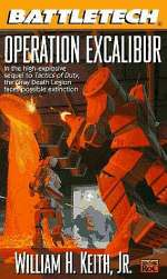Operation Excalibur (BattleTech #27)