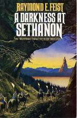 A Darkness at Sethanon (The Riftwar Saga, #3)