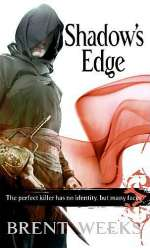 Shadow's Edge (The Night Angel Trilogy, #2)