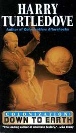 Down to Earth (Colonization, #2)