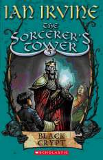 Black Crypt (The Sorcerer's Tower, #3)