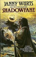 Shadowfane (The Cycle of Fire #3)