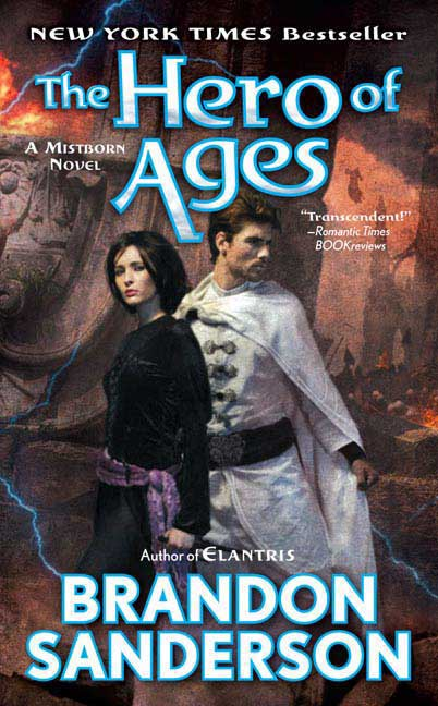 The Hero of Ages (Mistborn #3) - Brandon Sanderson