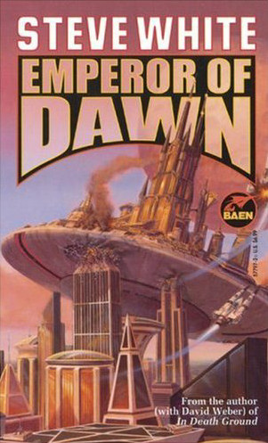 Emperor of Dawn (Prince of Sunset #2) - Steve White