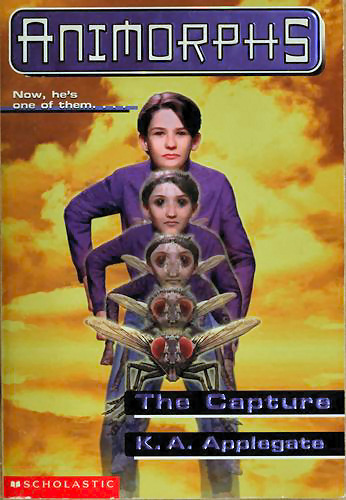 The Capture (Animorphs #6) - K. A. Applegate