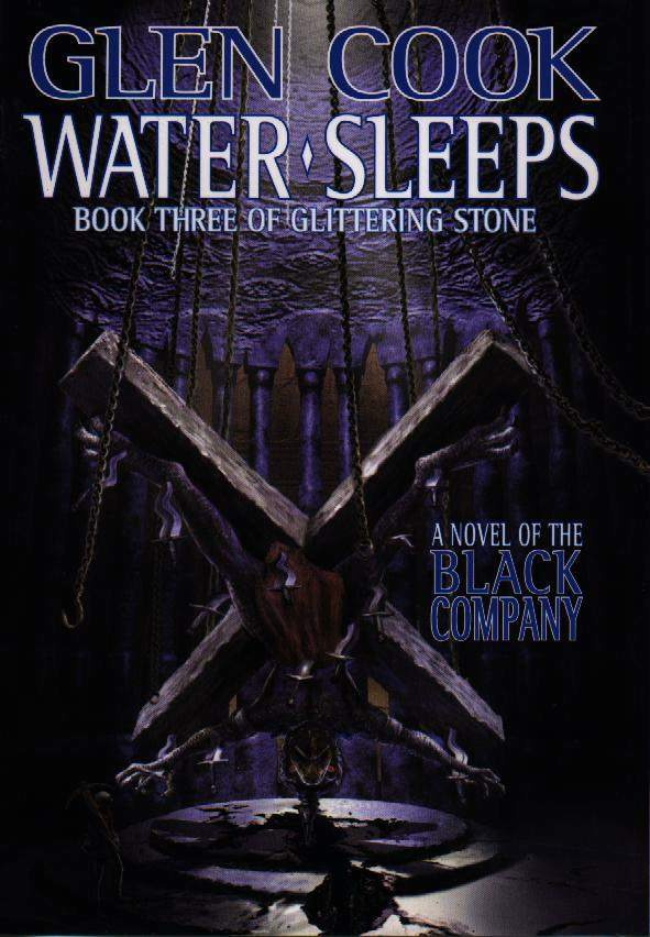 Water Sleeps (The Black Company #8) - Glen Cook
