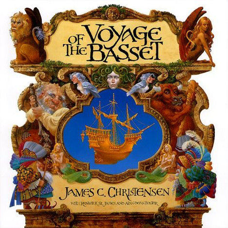 Voyage of the Basset - Alan Dean Foster, James C. Christensen, Renwick St. James