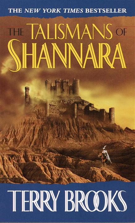 The Talismans of Shannara (The Heritage of Shannara #4) - Terry Brooks