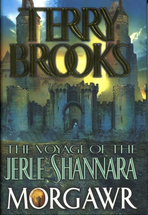 Morgawr (The Voyage of the Jerle Shannara #3) - Terry Brooks