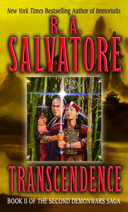 Transcendence (The Second DemonWars Saga #2) - R. A. Salvatore