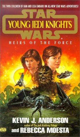 Heirs of the Force (Star Wars: Young Jedi Knights #1) - Kevin J. Anderson, Rebecca Moesta