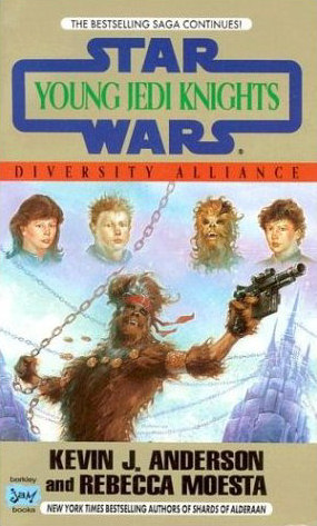 Diversity Alliance (Star Wars: Young Jedi Knights #8) - Kevin J. Anderson, Rebecca Moesta