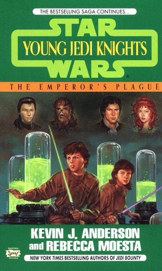 The Emperor's Plague (Star Wars: Young Jedi Knights #11) - Kevin J. Anderson, Rebecca Moesta