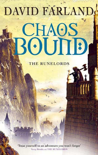 Chaosbound (The Runelords #8) - David Farland